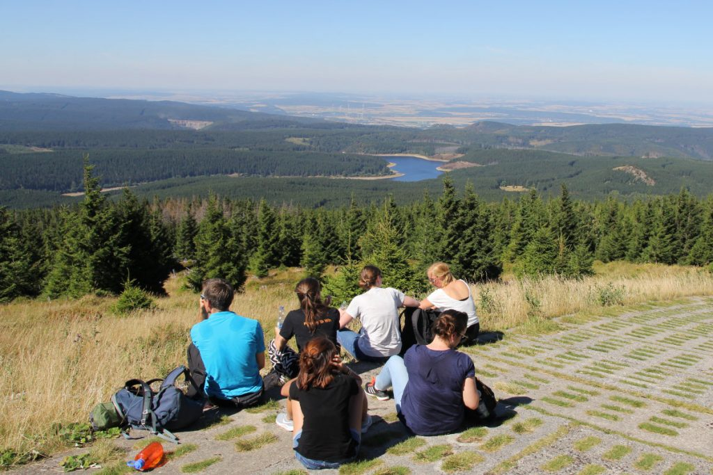 Coaching, wandern, outdoorcoaching