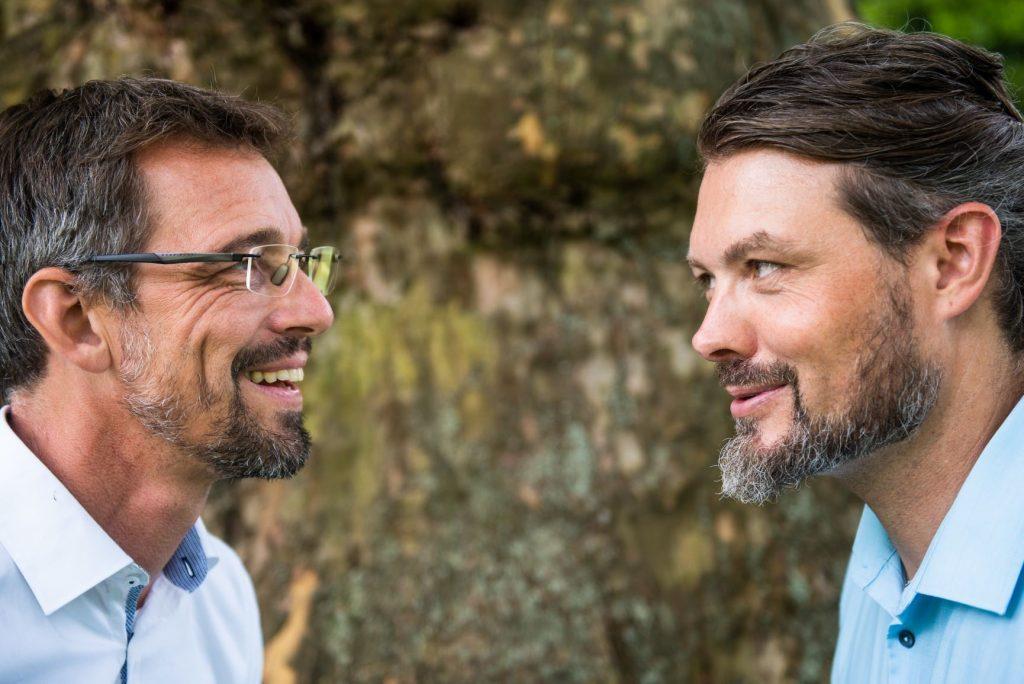 coaching mit Florian Besch und Daniel Liebermann